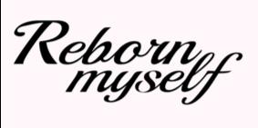 リボーンマイセルフ ロゴ